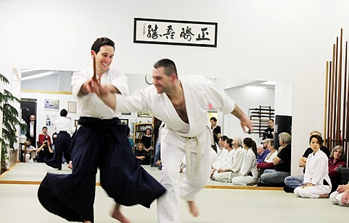 Internal Aikido: Being and Doing