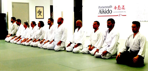 Sitting Off the Mat: Practicing Spiritual Aikido