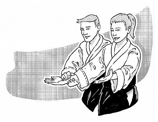 Aikido Off the Mat: Tenkan and Acknowledgment