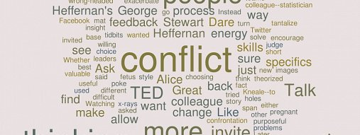Want Creative Conflict? Find Thought Partners Who Disagree